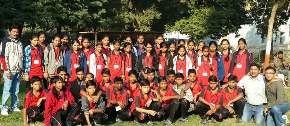 Science students with staff visited Kakrapar Atomic Power Station Anumala
